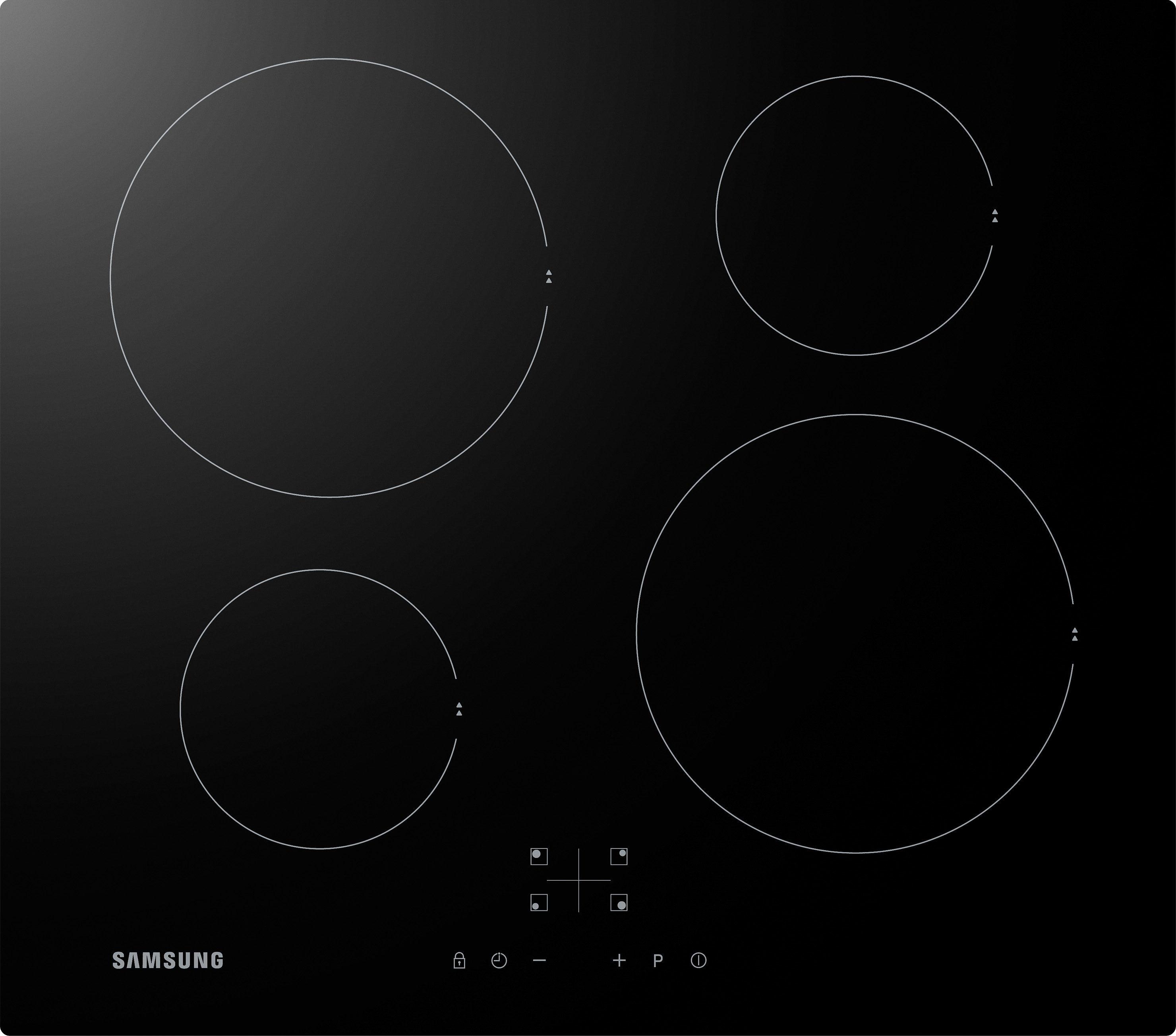 Samsung Induktions-Kochfeld, NZ64F3NM1AB/UR