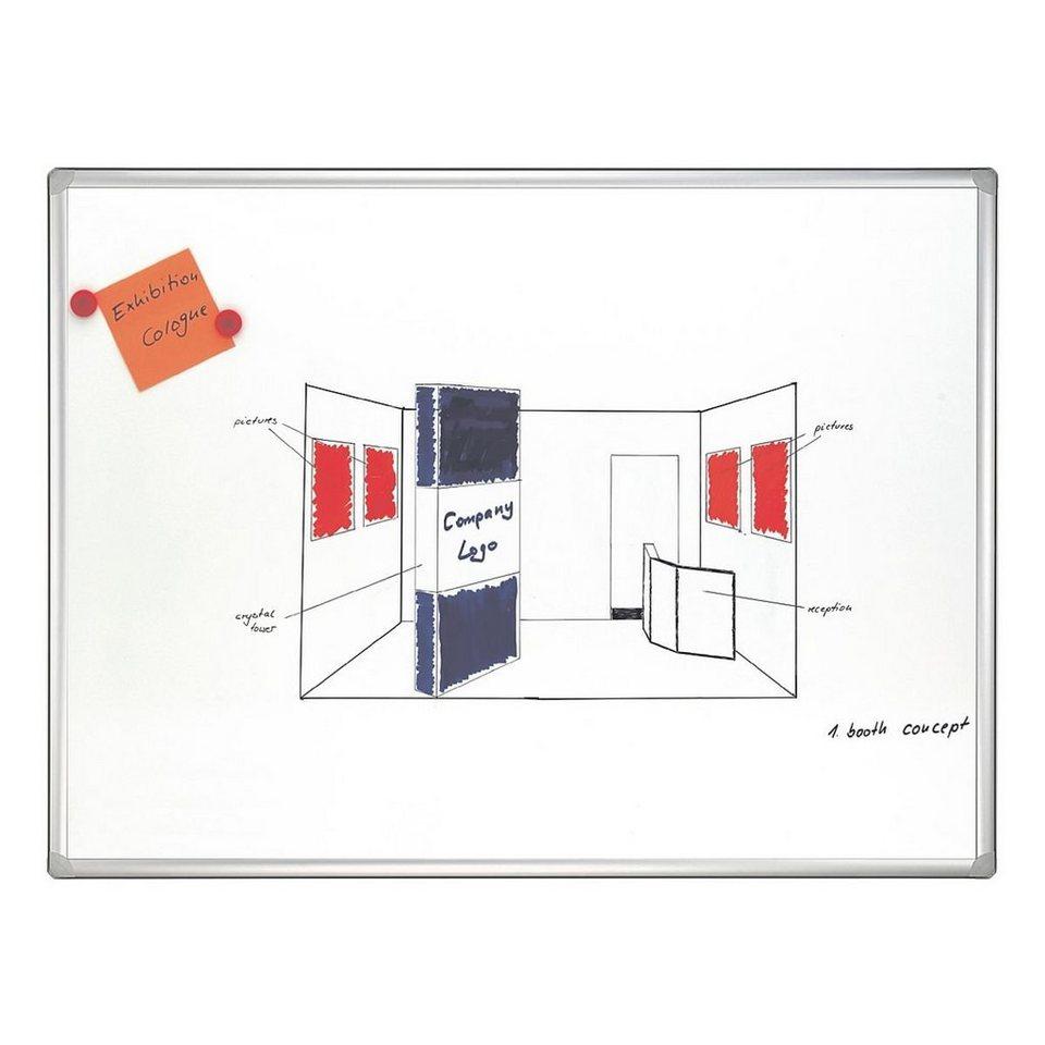 franken whiteboard emailliert 120 x 90 cm pro sc8203. Black Bedroom Furniture Sets. Home Design Ideas