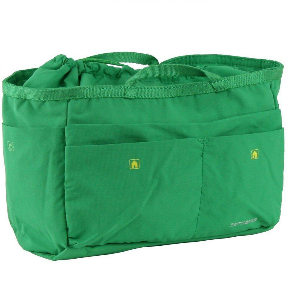 Samsonite Simply my Handtasche 28 cm in grün