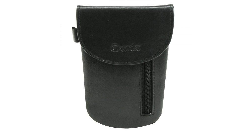 Esquire Silk Schlüsseletui Leder 8 cm