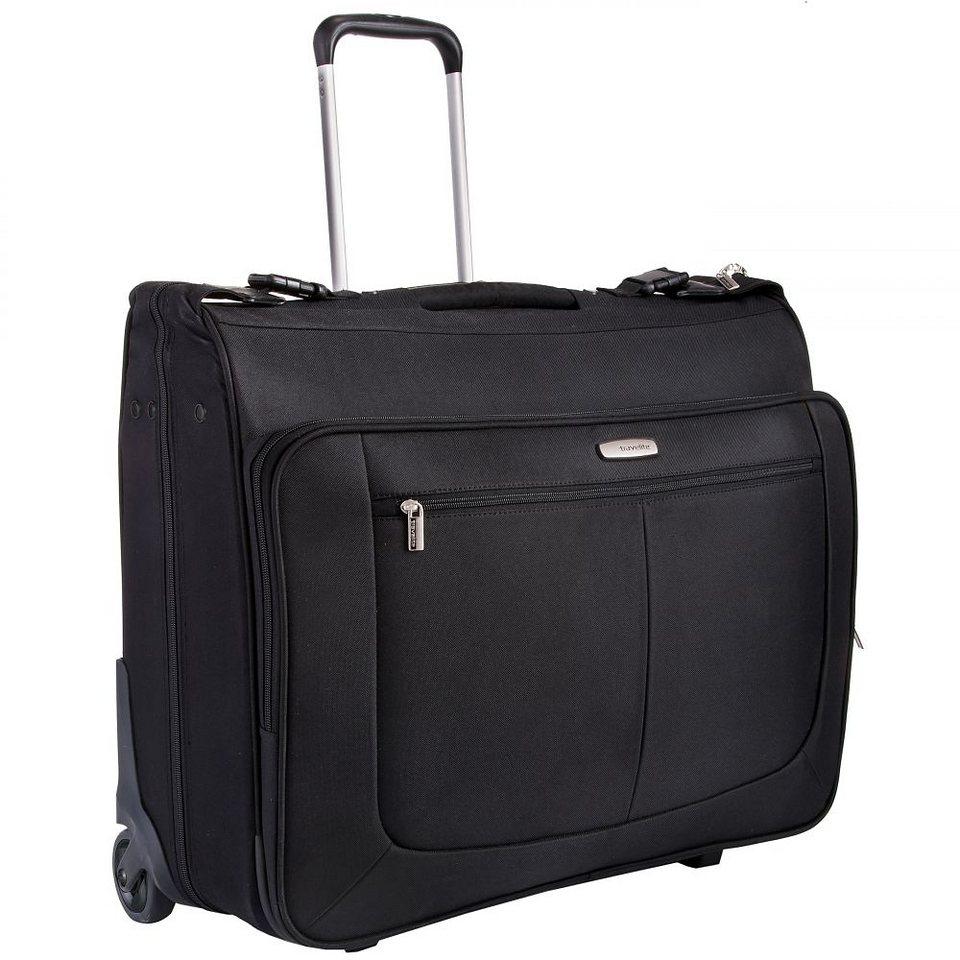 Travelite Mobile Kleidersack Trolley 106 cm in schwarz