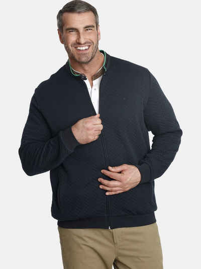 Charles Colby Sweatjacke »ANNTHONY« smarter College-Blouson