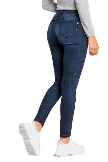 BLUE FIRE Jeans mit stylishem High-Waist-Schnitt »Lara«