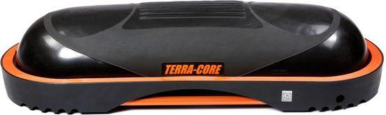 Balancetrainer »Terra Core Multi Fitnessgerät & Balance-Trainer für Ganzkörper-Training«, Universelle Workout Bench, Stepp und Balance Board