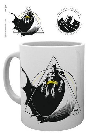 GB eye Tasse »DC Comics - Batman - Caped Crusader Tasse«