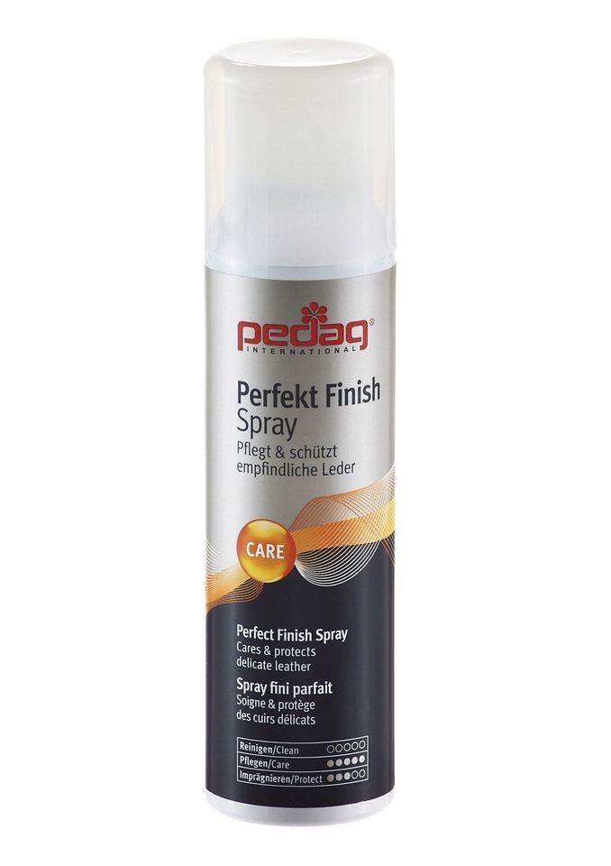 pedag Pflege Spray »Perfekt Finish« für empfindliche Leder in multicolor