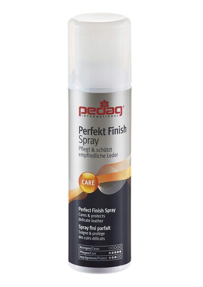 pedag Pflege Spray »Perfekt Finish« für empfindliche Leder