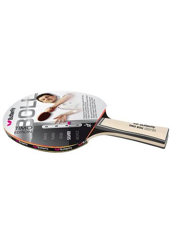 BUTTERFLY Stalo teniso raketė »TIMO BOLL SILVER«...