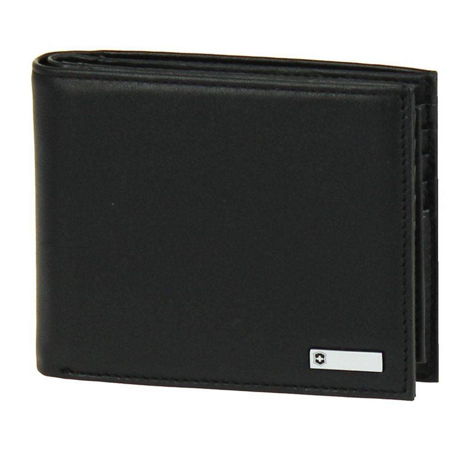 Victorinox Altius 3.0 Amsterdam Geldbörse Leder 11,5 cm in black
