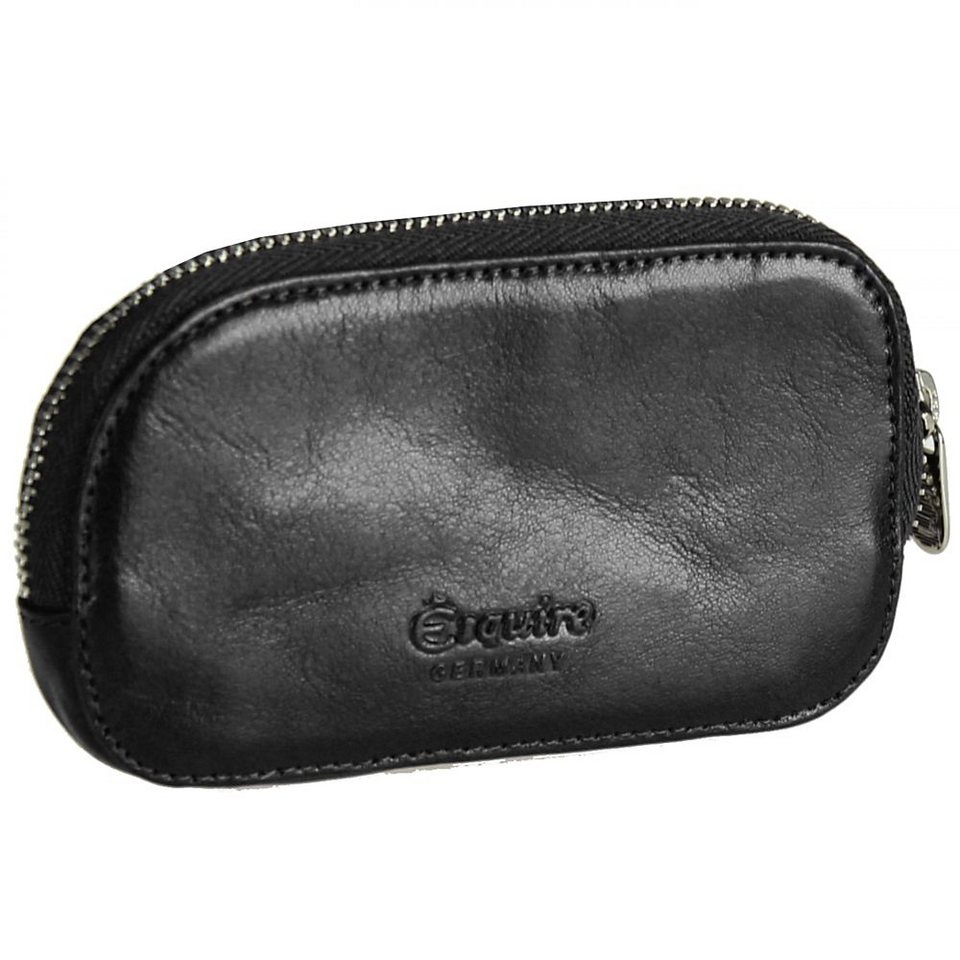 Esquire Toscana Schlüsseletui Leder 12,5 cm in black