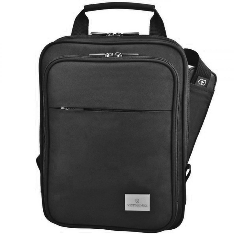 Victorinox Werks Professional Analyst Umhängetasche 24 cm Laptopfach in black