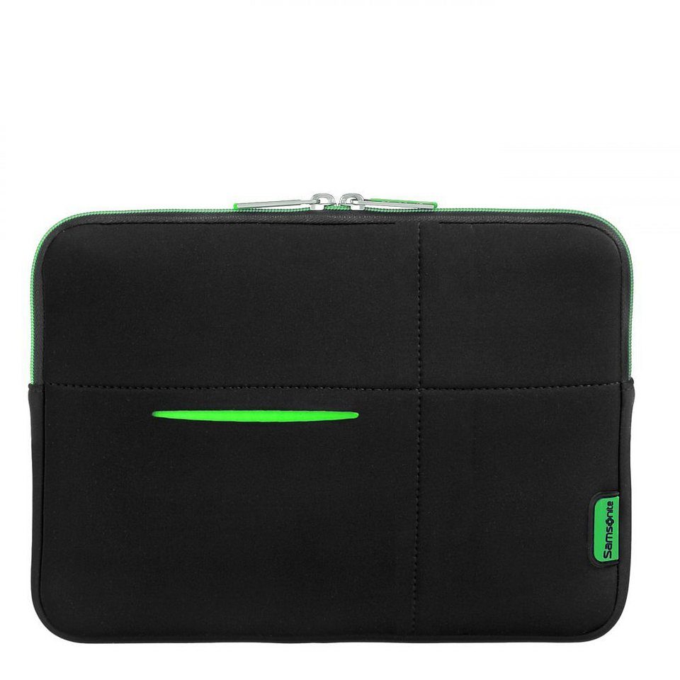 Samsonite Airglow Sleeves Tablet Case Laptop-Hülle 21,5 cm in black-green