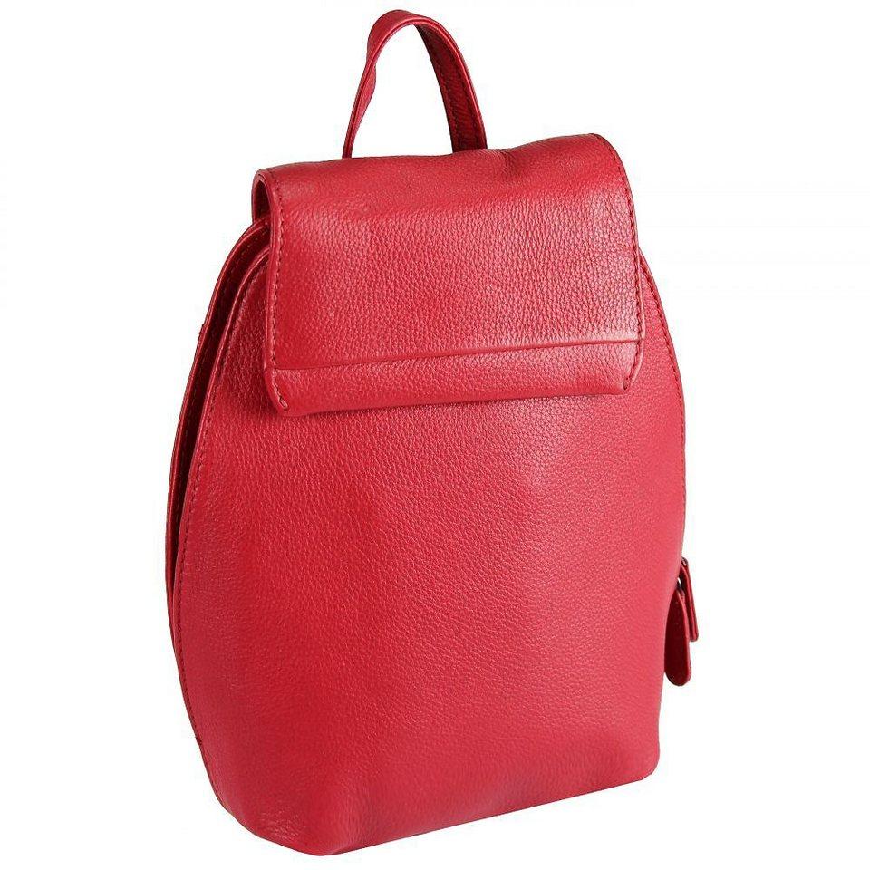 maestro cosmopolitan damen city rucksack leder 24 cm online kaufen otto. Black Bedroom Furniture Sets. Home Design Ideas
