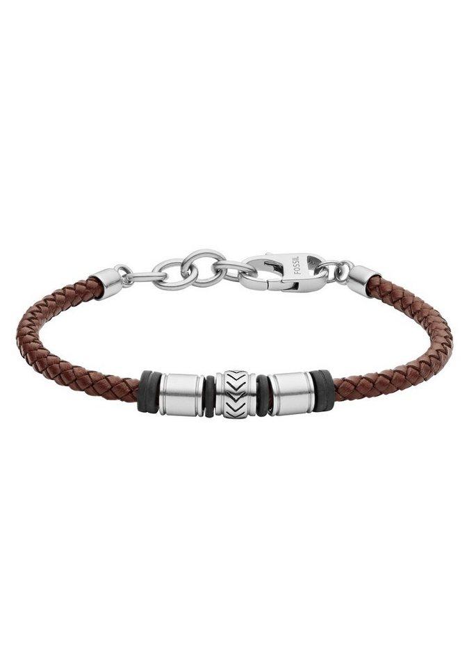 fossil -  Armband »MENS DRESS, JF03386040«