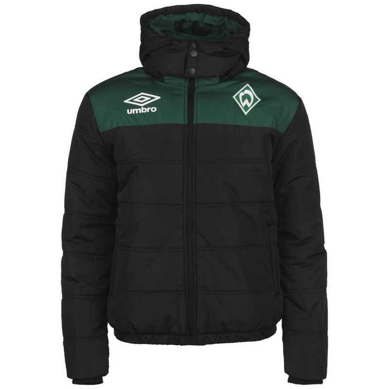Umbro Winterjacke »Sv Werder Bremen Icon Puffa«