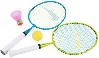 Hudora Federball »Federball Set Kids - Bundle für Kinder - 2 Schläger und Bälle«