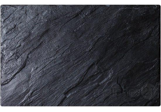 Platzset, »Platzset Schieferoptik 1 Stk. 43 cm«, matches21 HOME & HOBBY