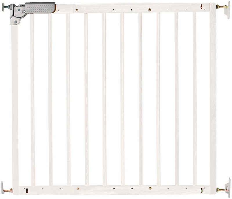 Dolle Treppenschutzgitter »Pia«, für Kinder, B: 75,6 bis 110,4 cm