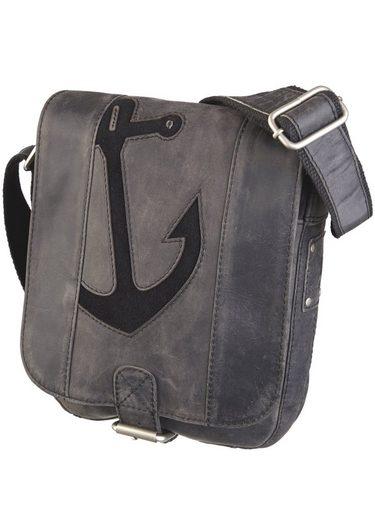 Bull & Hunt Messenger Bag »speed«