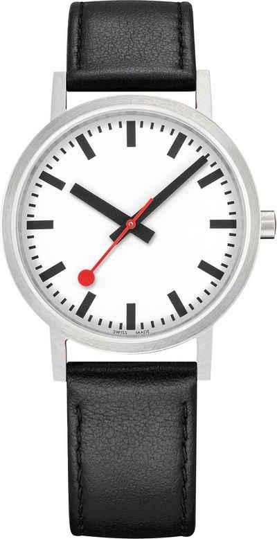 MONDAINE Schweizer Uhr »Classic Pure, A660.30314.16OM«