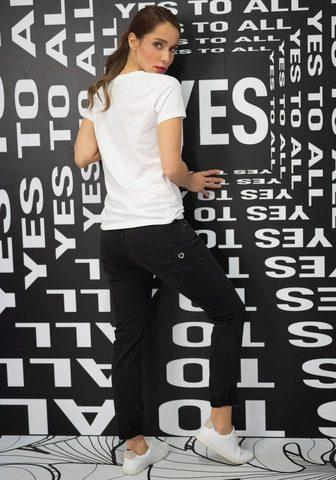 Please Jeans Please Džinsai džinsai su 5 kišenėmis ...