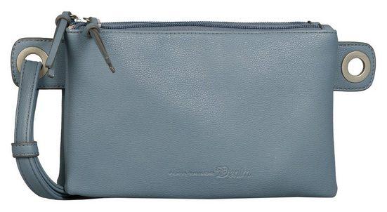 TOM TAILOR Denim Mini Bag »Aila«, In kleinem Format