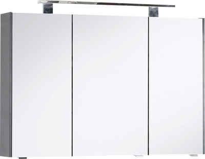 MARLIN Spiegelschrank »3400« Breite 102 cm