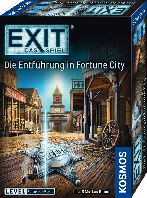 Image of EXIT - Die Entführung in Fortune City