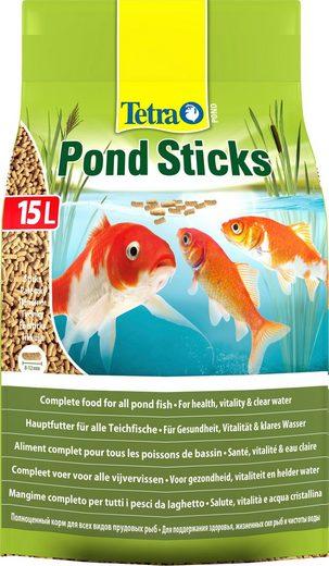 TETRA Fischfutter Sticks »Pond Sticks«, 15 Liter
