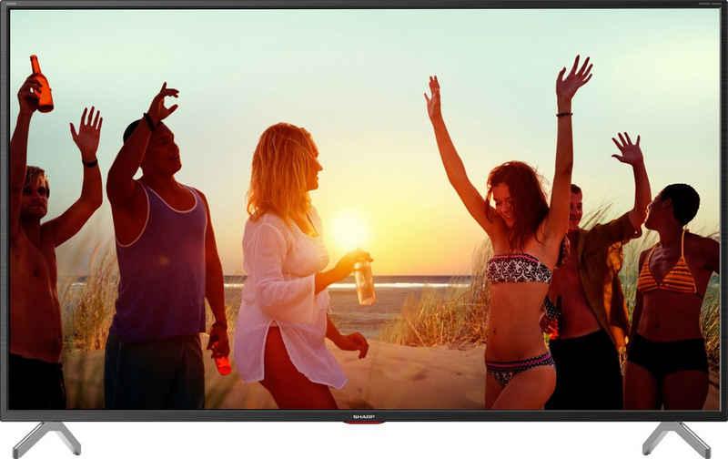 Sharp 4T-C65BNx LED-Fernseher (164 cm/65 Zoll, 4K Ultra HD, Android TV, Smart-TV)