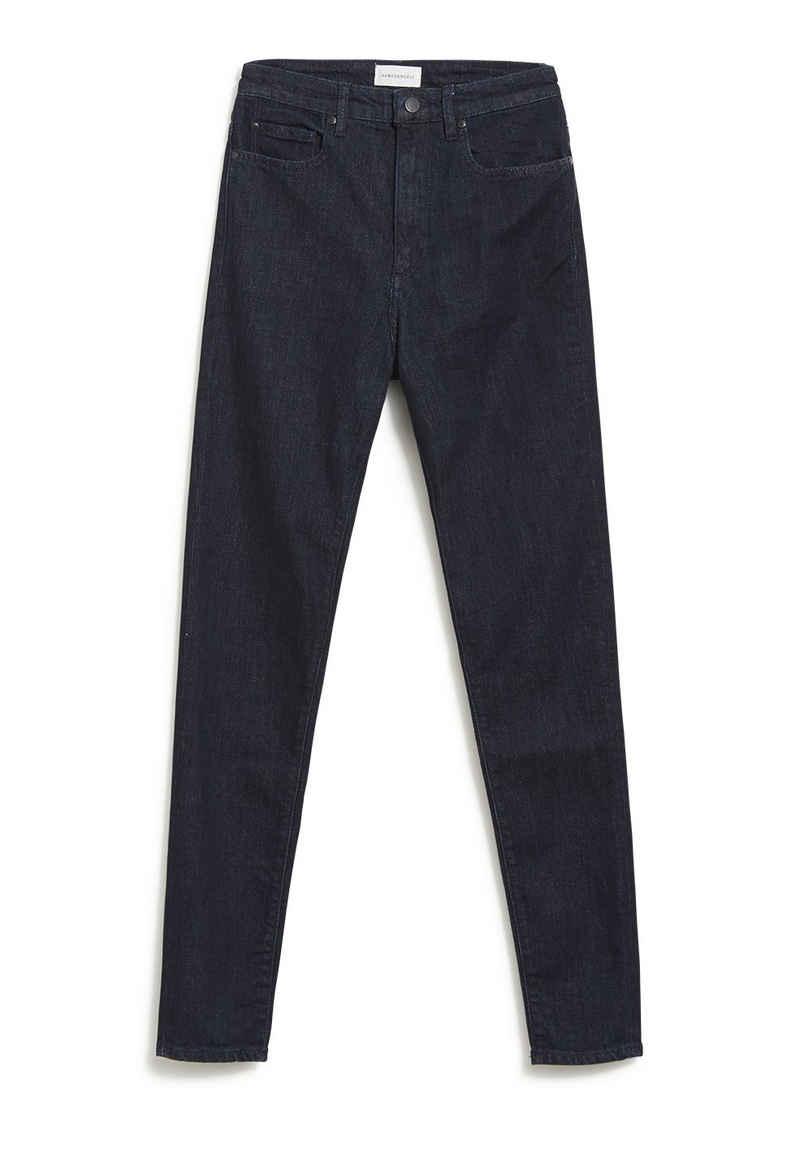 Armedangels Slim-fit-Jeans »INGAA Damen Skinny Fit High Waist Skinny Fit« (1-tlg)