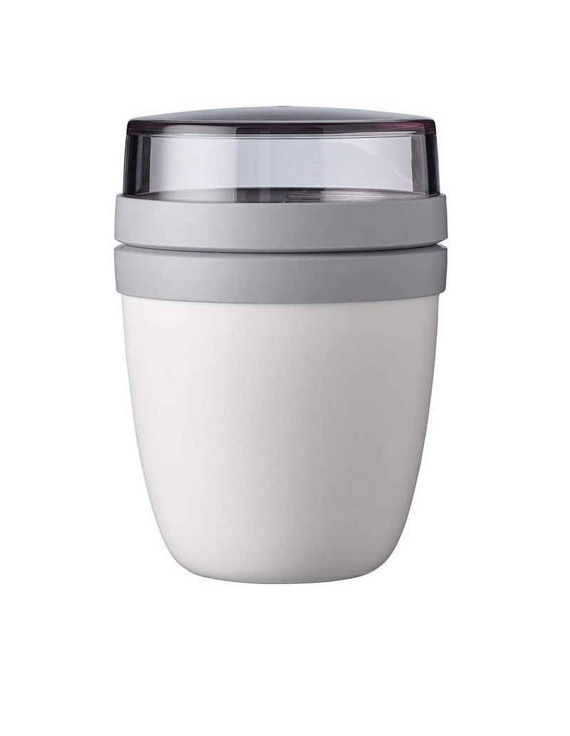 Mepal Lunchbox »Lunch Pot Ellipse Weiß«, Kunststoff