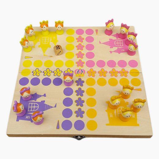 Small Foot Spiel, »Ludo Prinzessin Brettspiel«