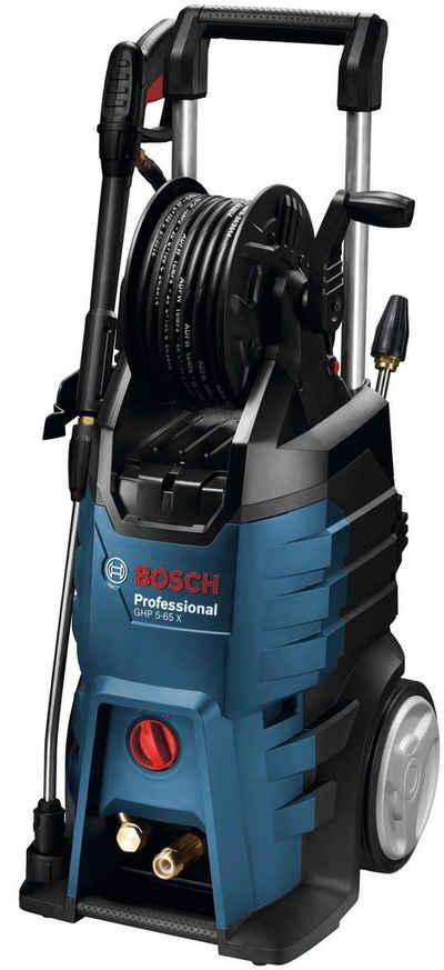 BOSCH Hochdruckreiniger »GHP 5-65 X Professional«, Druck max: 160 bar, 2400 W