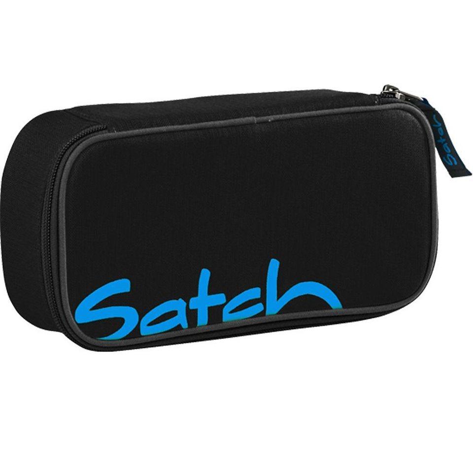 Satch SchlamperBOX Schlampermäppchen in Black Bounce