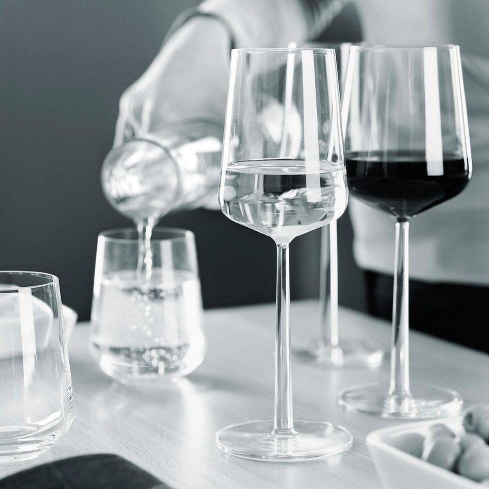 IITTALA Iittala Rotweinglas ESSENCE - 2er Set in 450 ml