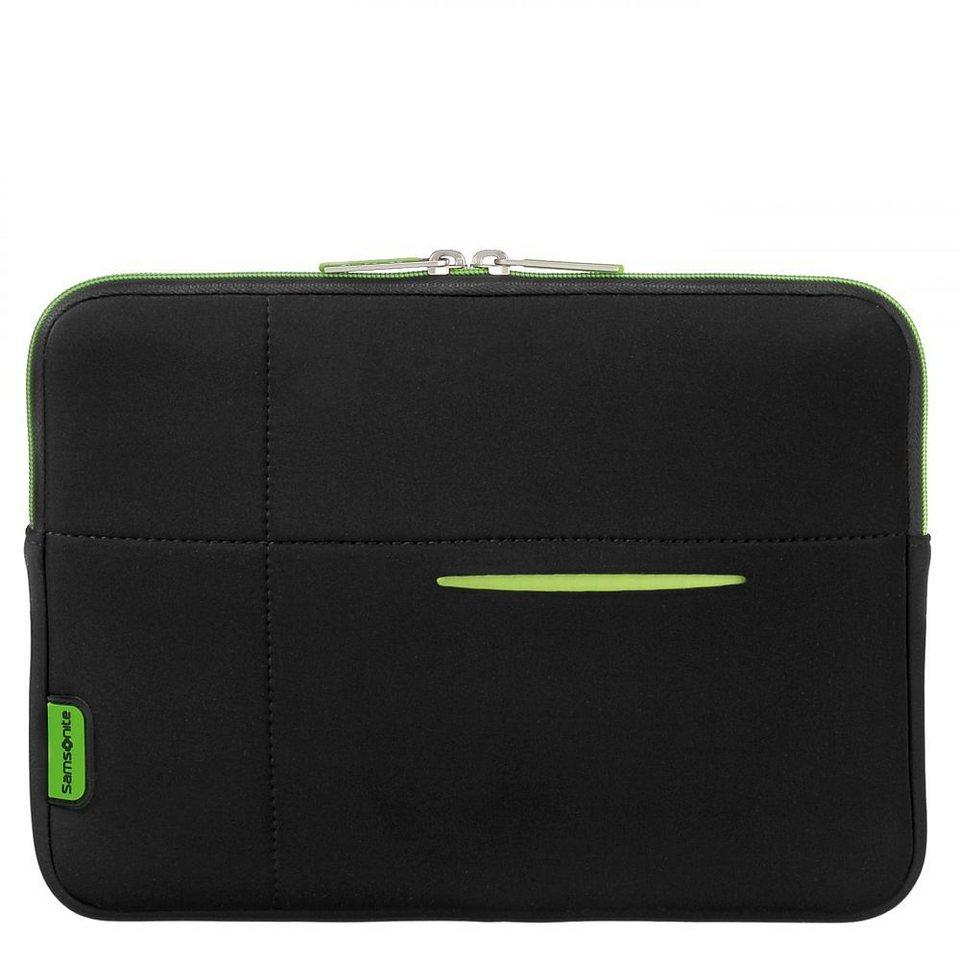 Samsonite Airglow Sleeves Laptop-Hülle 33,5 cm in black-green