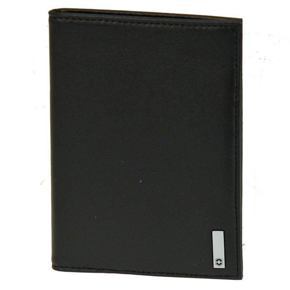 Victorinox Altius 3.0 Oslo Passetui Leder 10 cm in black