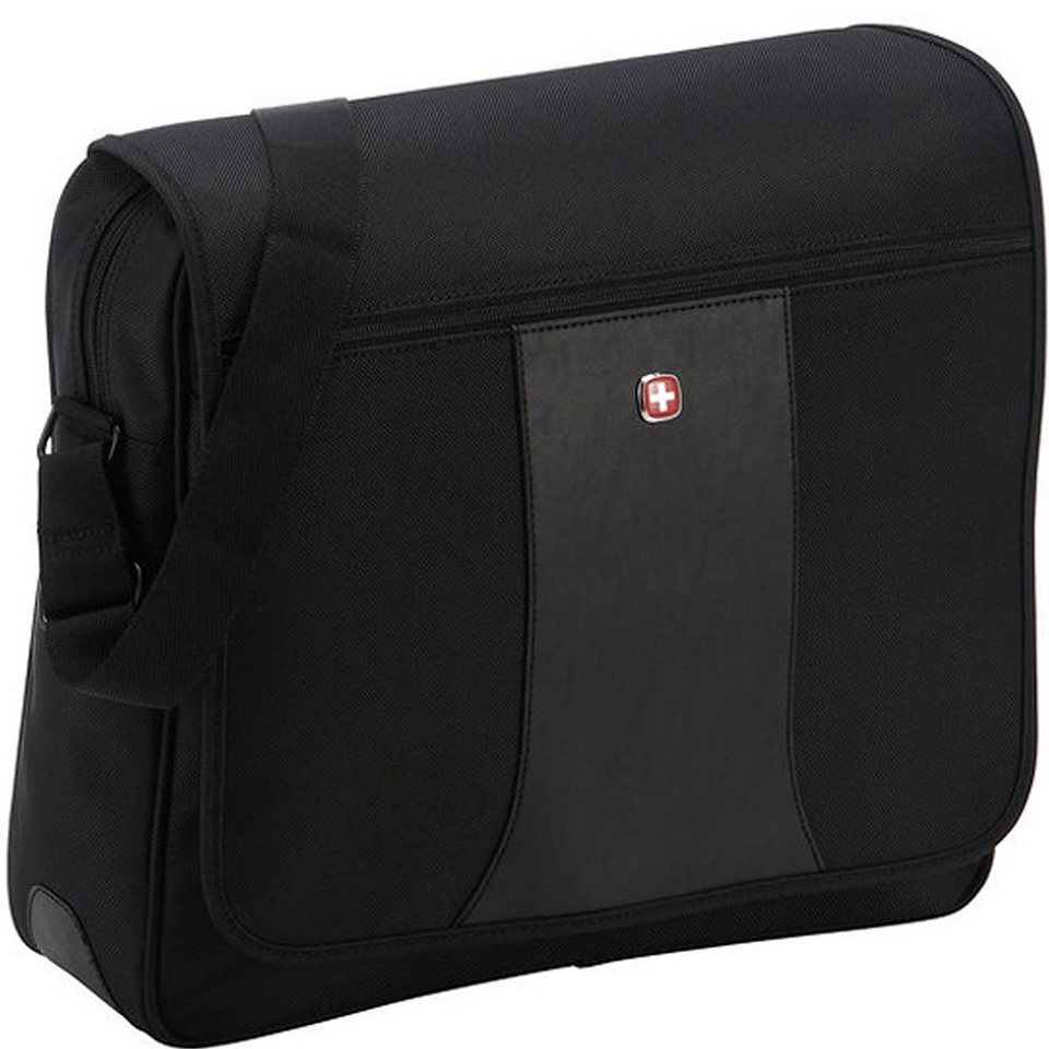 Wenger Messenger 39 cm Laptopfach in schwarz