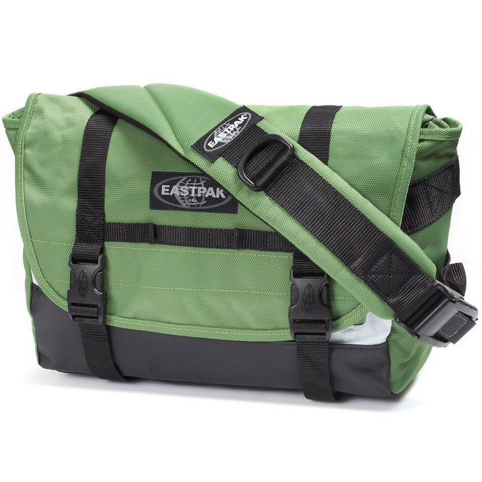 Eastpak Authentic Collection Kruizer S Messenger 32 cm in velow green