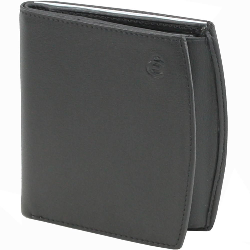 Esquire Logo Geldbörse Leder 9 cm