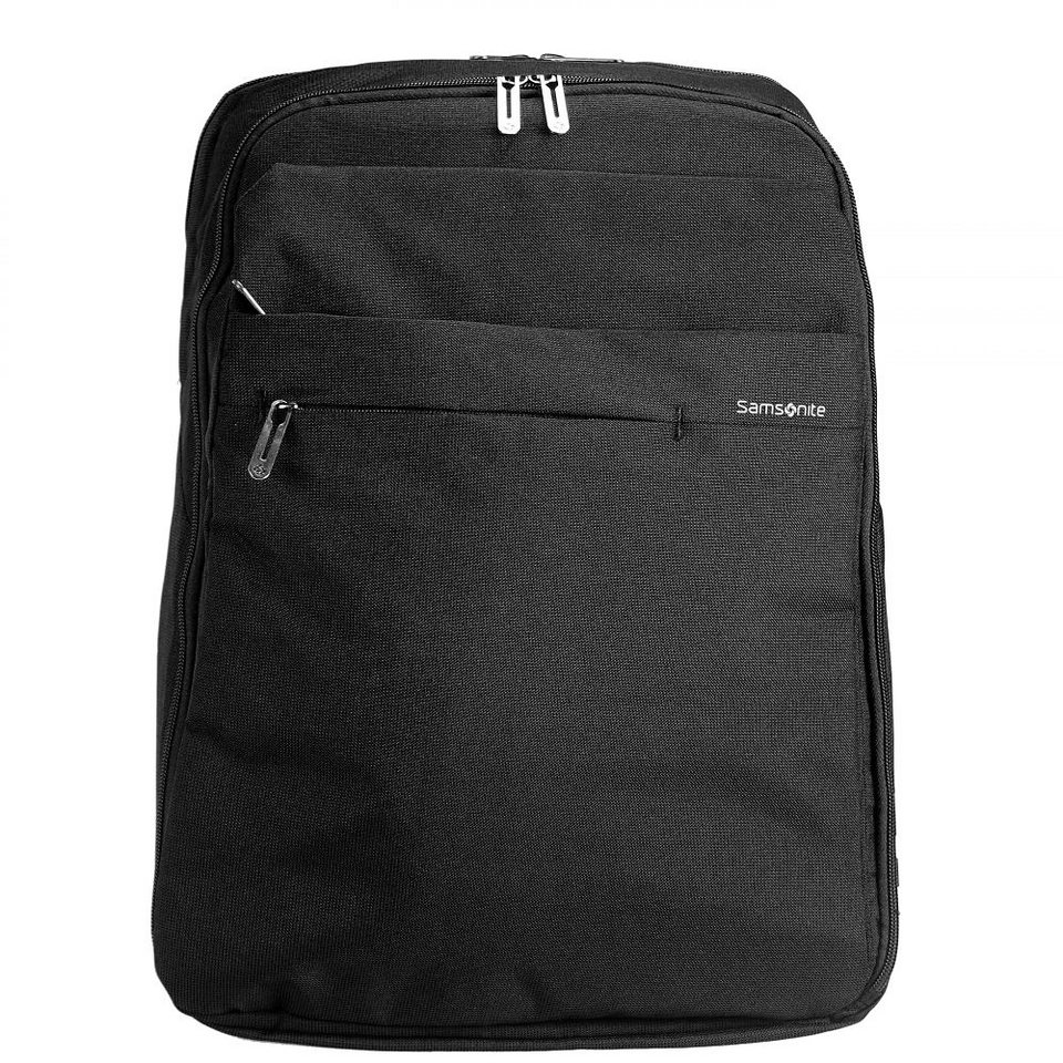 Samsonite Network 2 Laptop-Rucksack 44,5 cm in charcoal