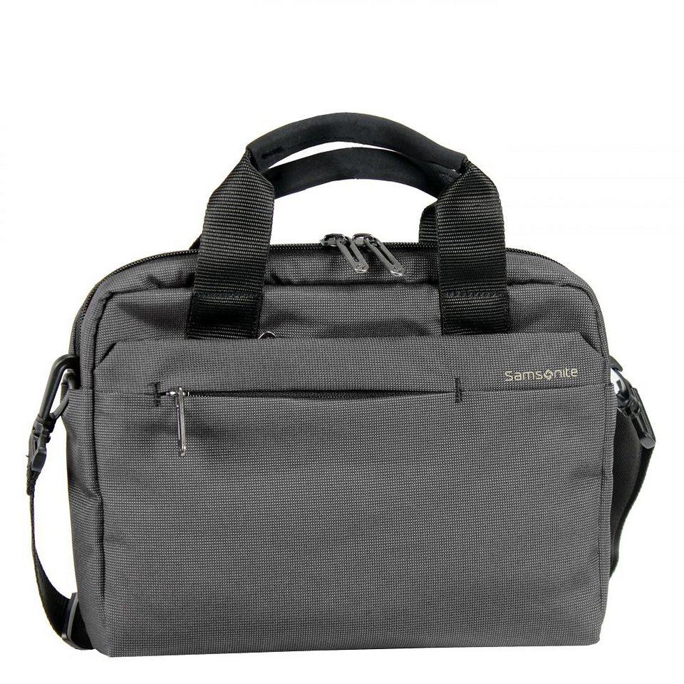Samsonite Network 2 Tablet Netbook Bag Etui 30,5 cm in iron grey