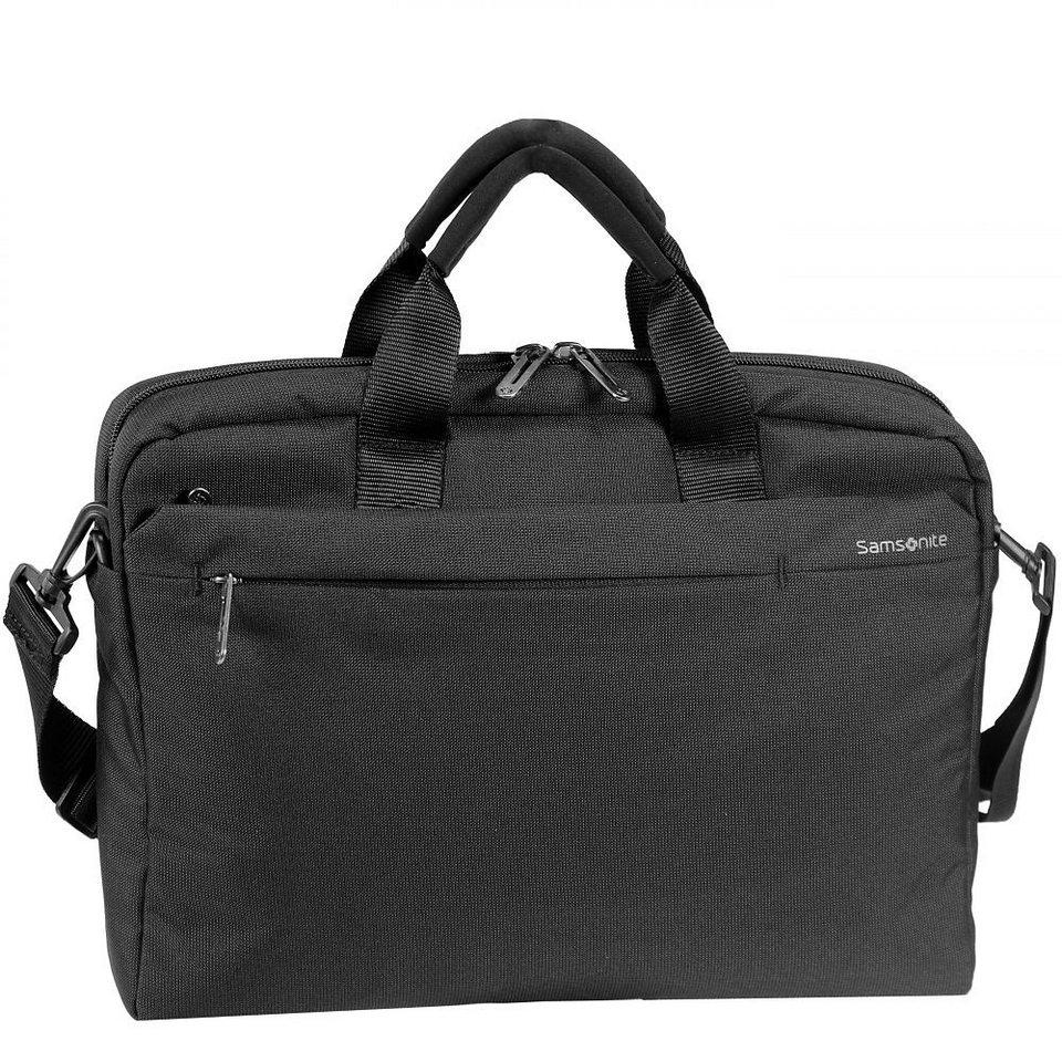 Samsonite Network 2 Tablet Netbook Bag Laptoptasche 38,5 cm in charcoal