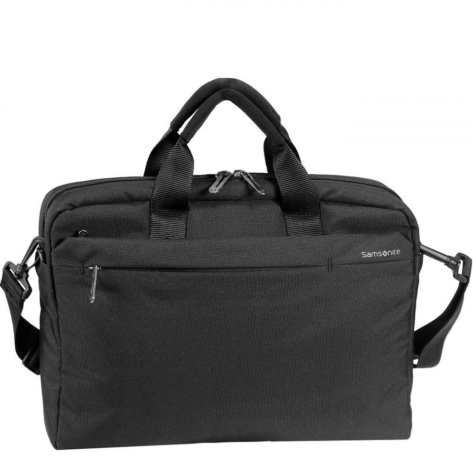 Samsonite Network 2 Tablet Netbook Bag Laptoptasche 32 cm in carcoal