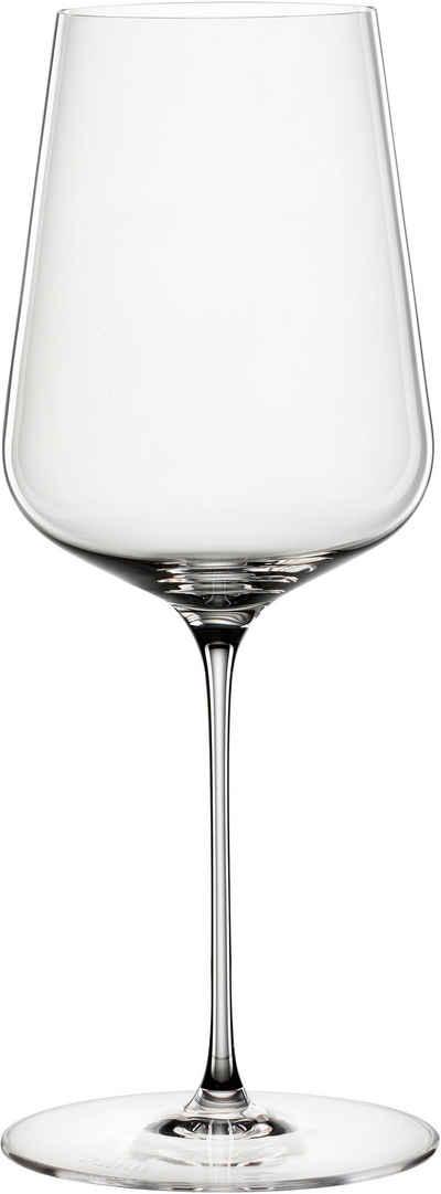 SPIEGELAU Weinglas »Definition«, Kristallglas, 2-teilig, 550 ml