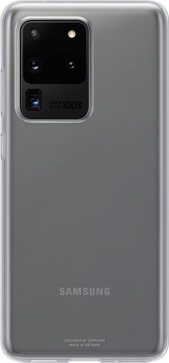 Samsung Smartphone-Hülle »Clear Cover EF-QG988« Galaxy S20 Ultra 5G