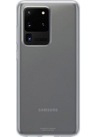 Samsung Smartphone-Hülle »Clear dėklas EF-QG98...