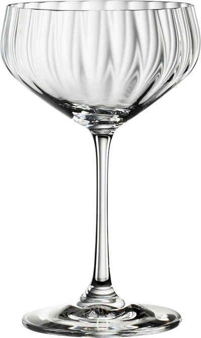 SPIEGELAU Cocktailglas »LifeStyle«, Kristallglas, 4-teilig, 310 ml