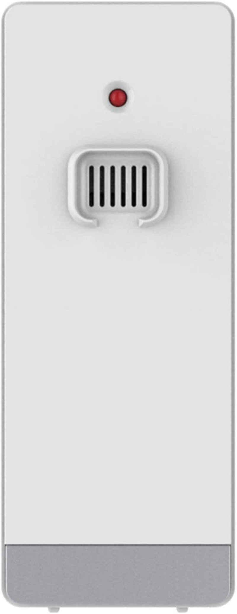 technoline Projektionswecker »WT 549« Funkprojektionswecker, Funkwecker, Projektion, Uhrzeit, Wecker, Zeit-/Außentemperatur-Projektor, 180° drehbar, weiß